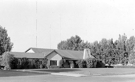 KTRB owner Bill Bates in 1960's