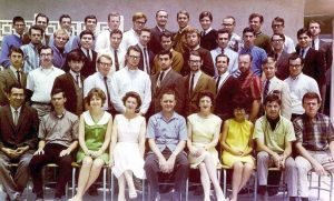 ROES CLASS OF JULY 1967